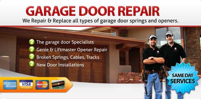 Garage Door Repair Malibu CA